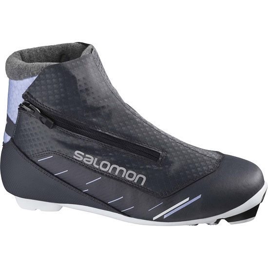 Salomon RC8 Vitane Nocturne Prolink W - Black/Blue