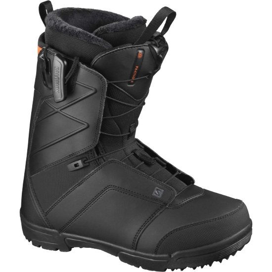 Salomon Faction Boots - Black