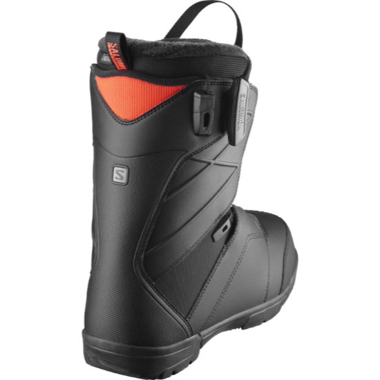 Salomon Faction Boots - Photo of detail