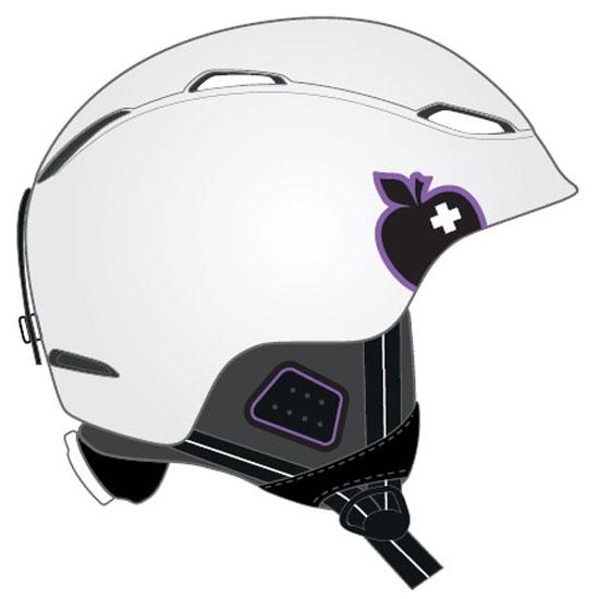 Movement Apple Helmet W - White