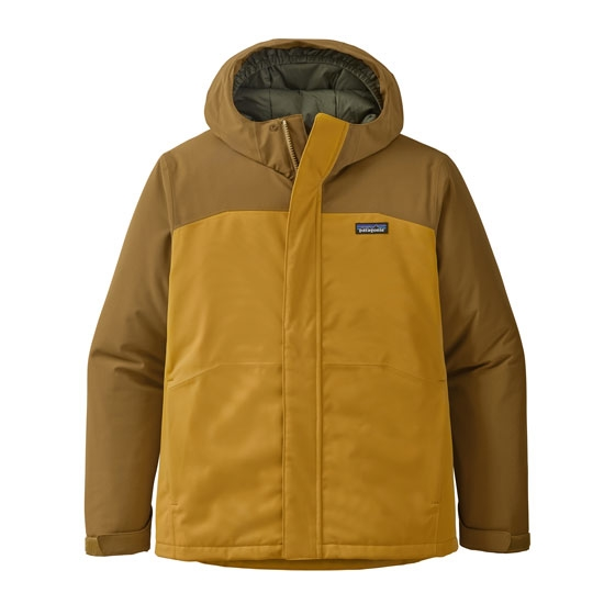 Patagonia Everyday Ready Jacket Boys - Mulch Brown