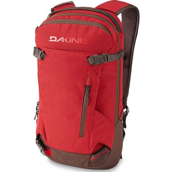 Dakine Heli Pack 12L - Deep Red