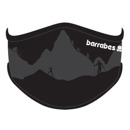 Barrabes.com Mascarilla Barrabes Custom Black - Black