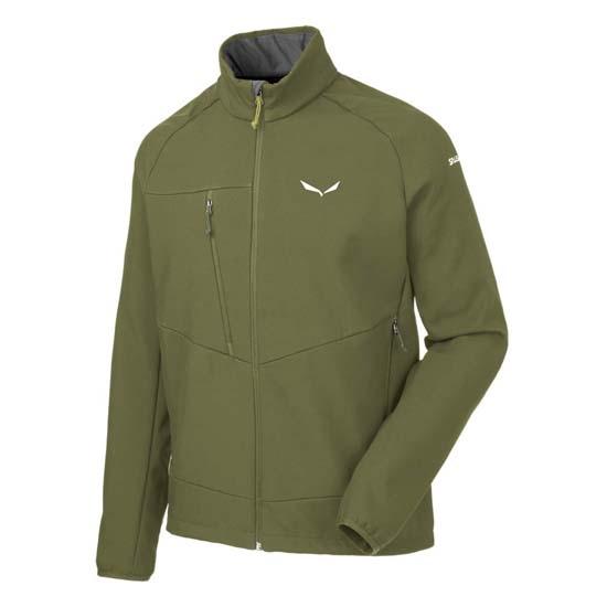 Salewa Setus 2 Sw Jacket - Olive