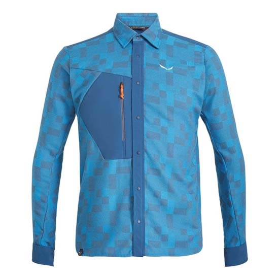 Salewa Fanes Springer Shirt - Bluefog