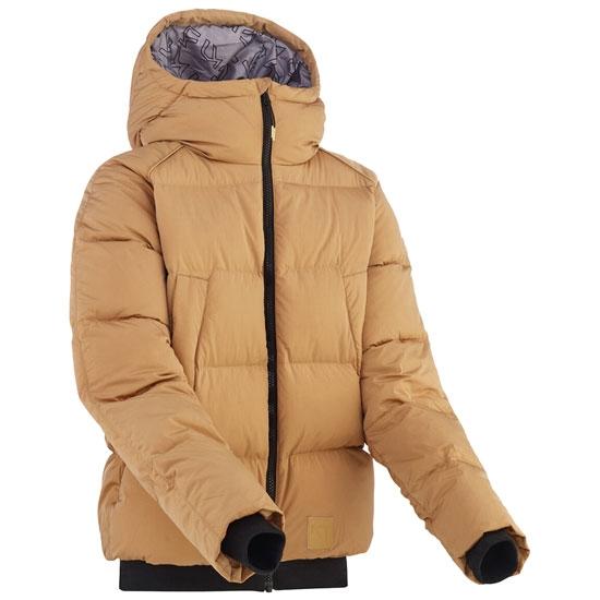 Kari Traa Skjelde Jacket W - Tawny