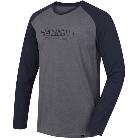 Hannah Bantam T-shirt -  Steel Gray Mel