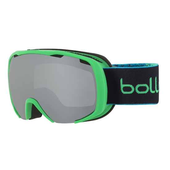 Bollé Royal Black Chrome Cat 3 - Matt Green