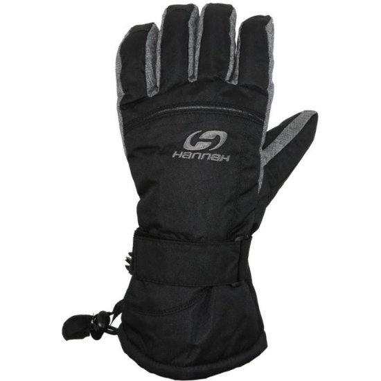 Hannah Brion Gloves -  Anthracite/Mel