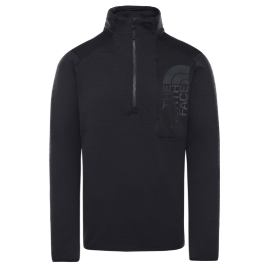 The North Face Merak 1/4 Zip Fleece - Tnf Black
