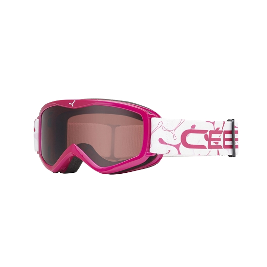 Cebe Teleporter Jr Dark Rose Cat 3 - Pink Grey Ultra Black