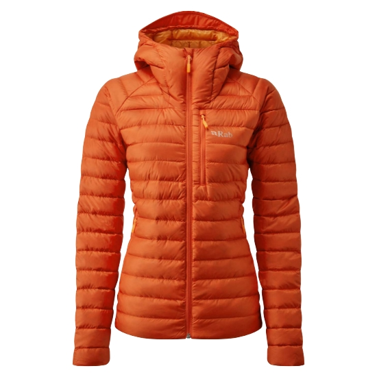 Rab Microlight Alpine Jacket W - Firecracker