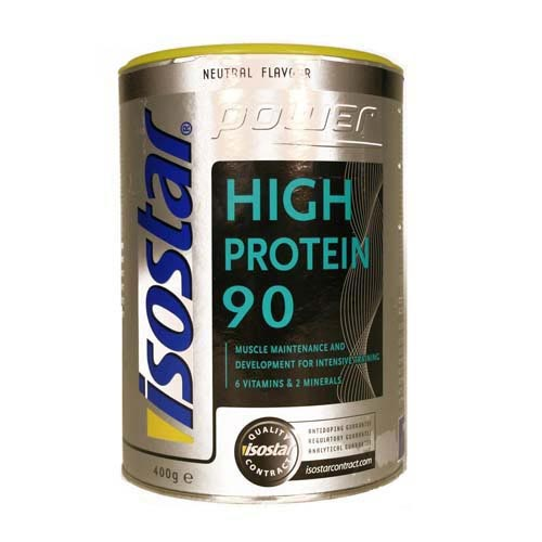 Isostar High Protein Powder - 400 gr. -