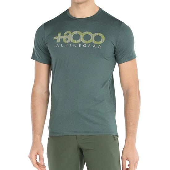 +8000 Wanted 21V - Verde bosque vigoré