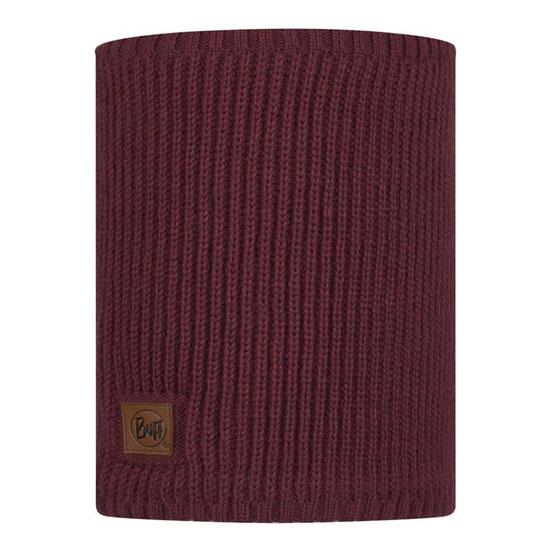 Buff Knitted Neckwarmer - Rutger Maroo