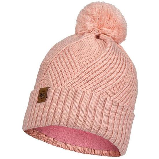 Buff Knitted Hat - Raisa Rosé