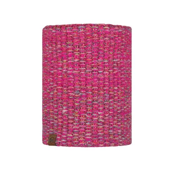Buff Knitted Neckwarmer - Grete Pink