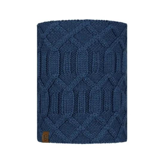 Buff Knitted Neckwarmer - Slay Ensign