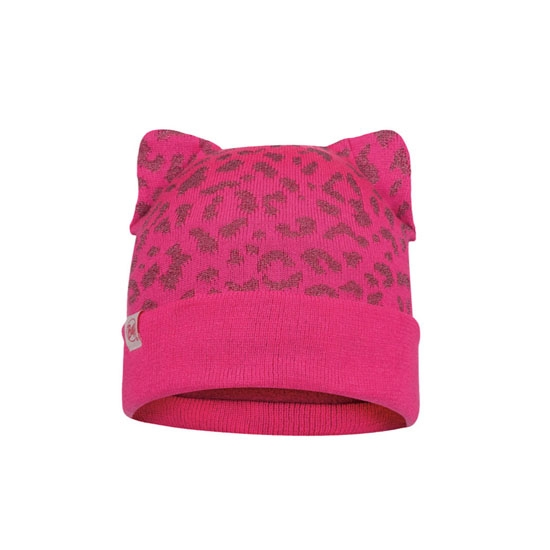 Buff Knitted Hat Jr - New Alisa Pump