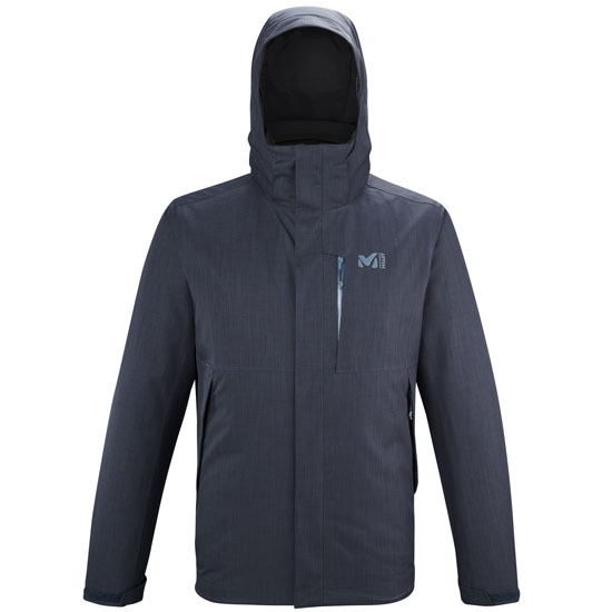 Millet Hig Roc 3in1 Jacket - Dark Navy