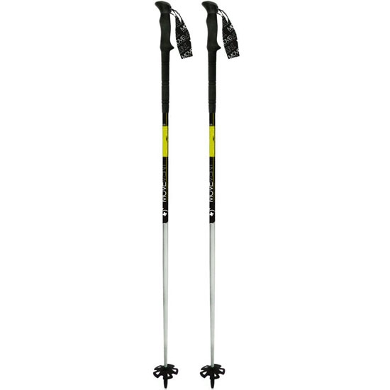 Movement Touring Performance Poles - Lime