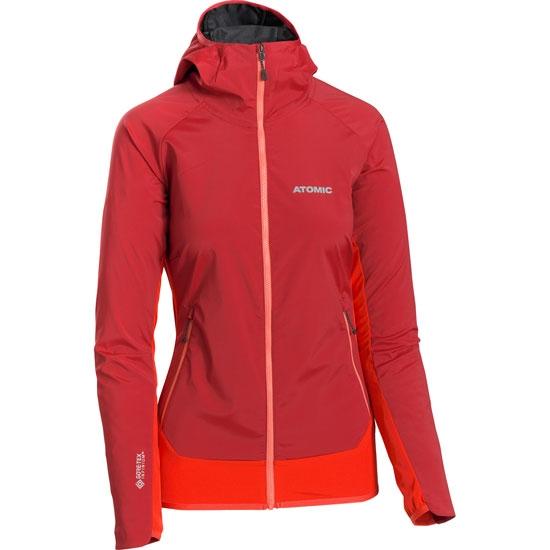 Atomic Backland Infinium Jacket W - Rio Red