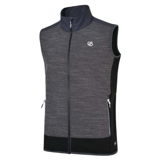 Dare 2 Be Appertain II Vest - Charcoal/Blk