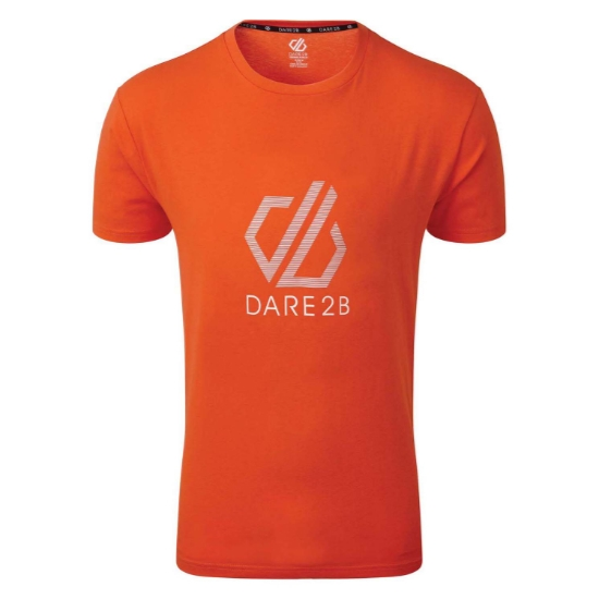 Dare 2 Be Continuous Tee -  Trail Blaze