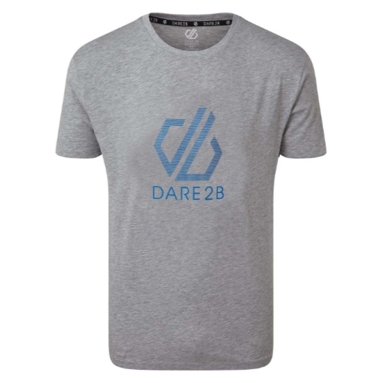 Dare 2 Be Continuous Tee -  Ash Grey