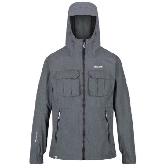 Regatta Centric Jacket - Ash