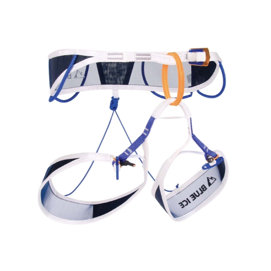Blue Ice Choucas Pro Harness -  Blue