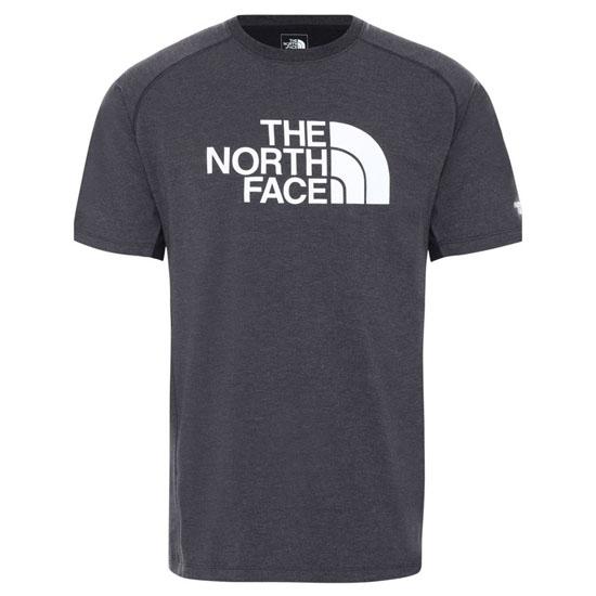 The North Face Wicker Graphic Crew - Tnf Black Heather
