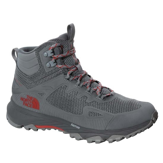 The North Face Ultra Fastpack IV Mid W - Rise Grey