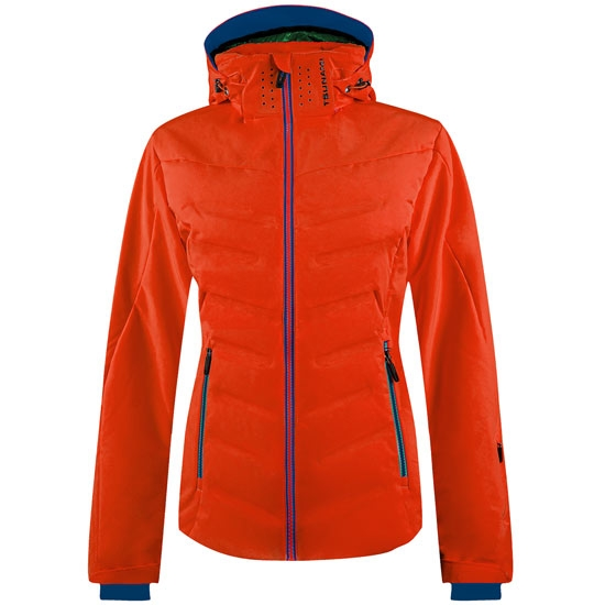 Tsunami Vermont Jacket W - Orange