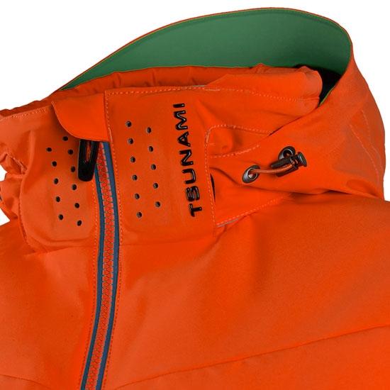 Tsunami Vermont Jacket W - Photo of detail