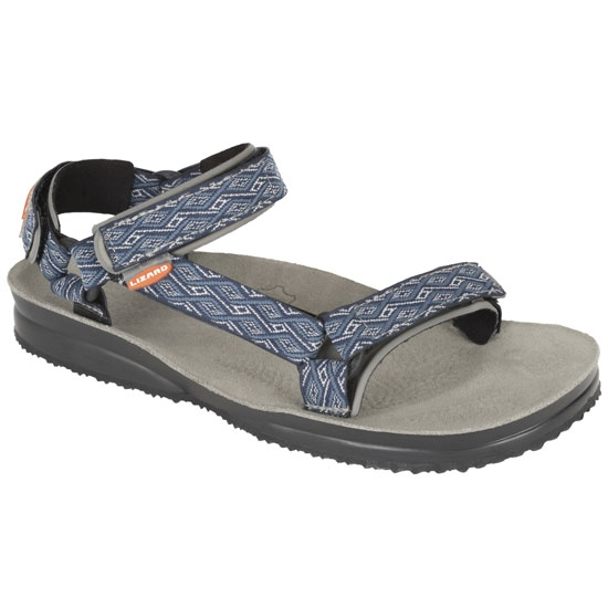 Lizard Super Hike - Etno Blue