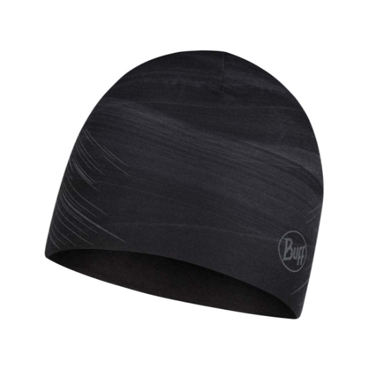 Buff Microfiber Reversible Hat - Speed Black