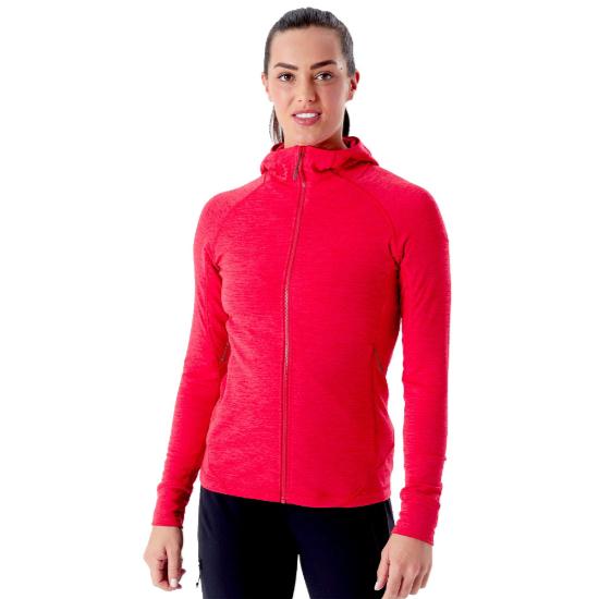 Rab Nexus Jacket W - Ruby