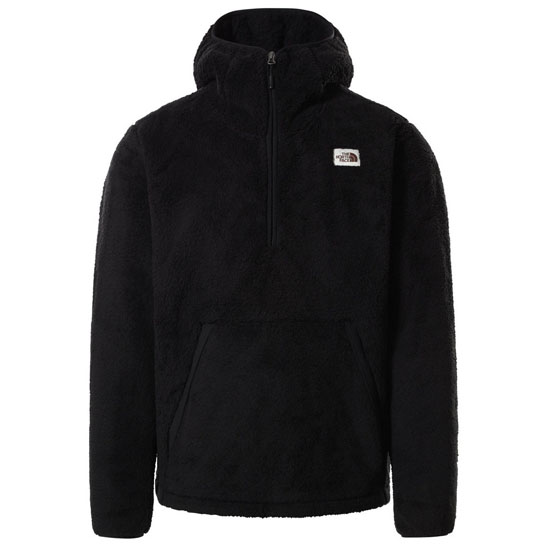 The North Face Campshire PO Hoodie - Tnf Black