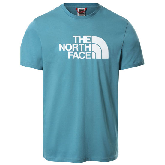 The North Face Easy Tee - Storm Blue/TNF White