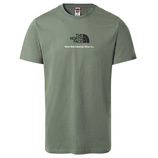 The North Face New Climb Tee - Laurelwreathgrn