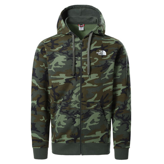 The North Face Open Gate FZ Hoodie - Thymbrshwdcmp