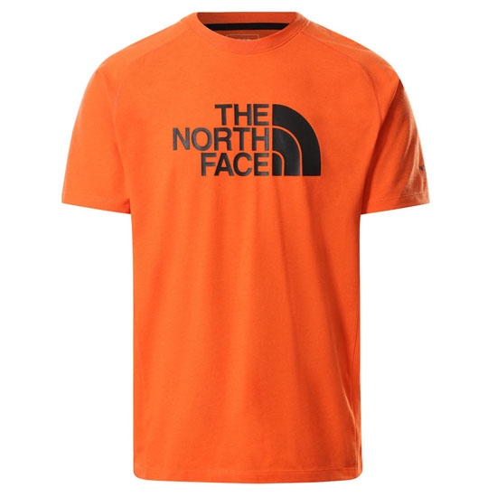 The North Face Wicker Graphic Crew - Flame