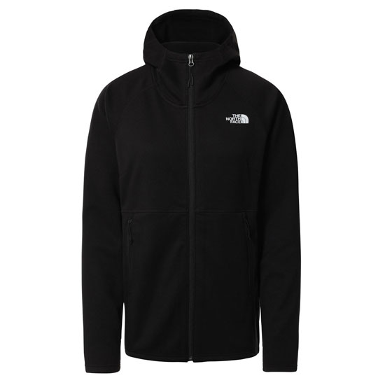 The North Face Canyonlands Hooded Jacket W - Tnf Black