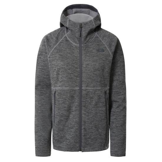 The North Face Canyonlands Hooded Jacket W - Tnf Medium Grey
