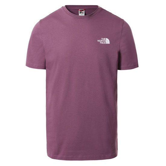 The North Face Simple Dome Tee - Pikes Purple
