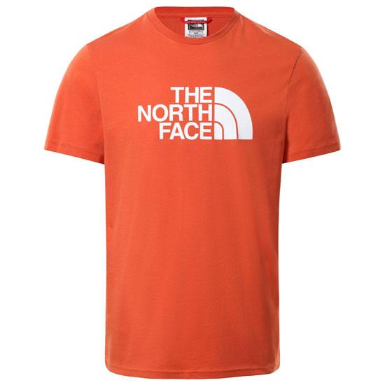 The North Face Easy Tee - Burnt Ochre