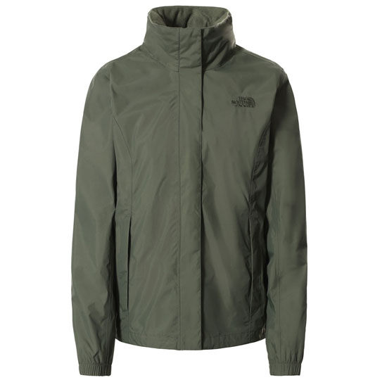 The North Face Resolve II Jacket W - Thyme