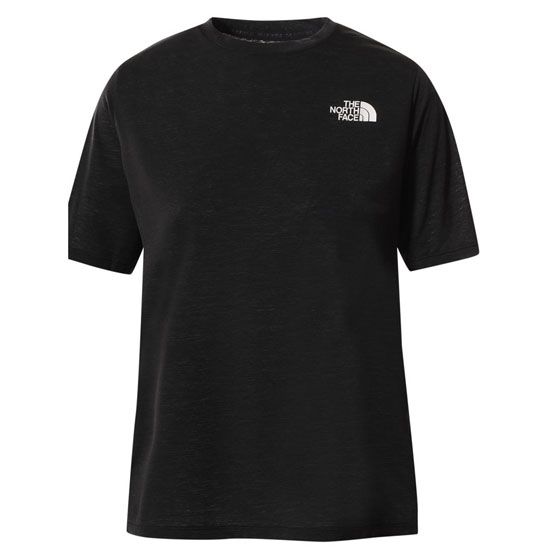 The North Face Up With The Sun Tee W - Tnf Black