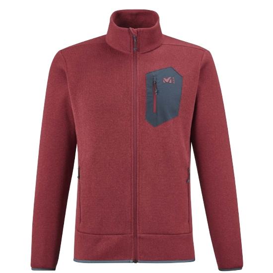 Millet Tribeni Jacket - Tibetan Red